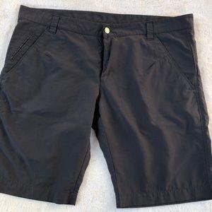 Jack Wolfskin Mens Shorts Dark Gray sz XL